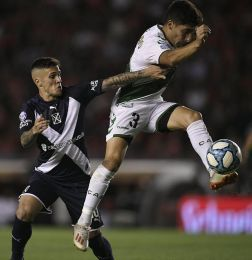 Banfield se aprovechó de Independiente y cosechó tres puntos - Superliga Independiente Banfield