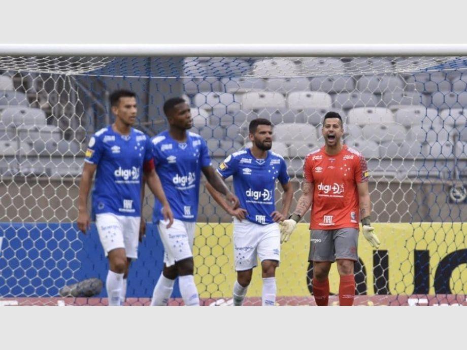 Cruzeiro descendió por primera vez en su historia - brasil cruzeiro