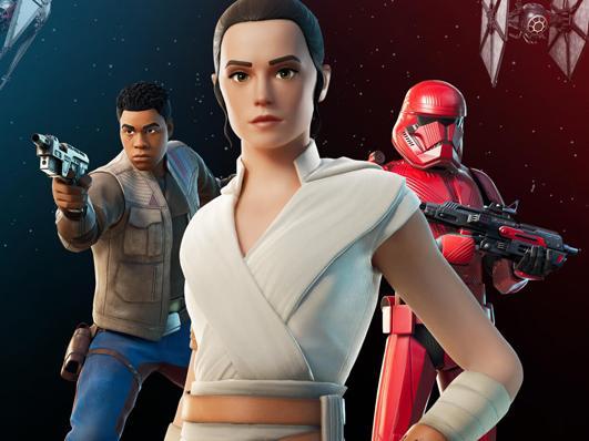 Todo Lo Que Tenés Que Saber Sobre El Evento En Vivo De Fortnite X Star Wars