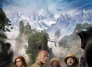 Jumanji: Siguiente nivel - Cinemacenter Cine Play Cinema cpm cinemas