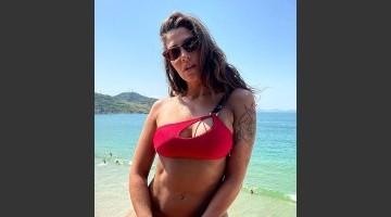 Ivana Nadal Se Acordo Que River Es Puntero Y Posteo Una Sexy Foto En Las Redes