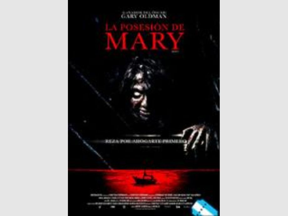 La posesión de Mary - Cine Cinemacenter Play Cinema cpm cinemas