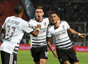Puntero e inalcanzable - Superliga River Godoy Cruz Mendoza