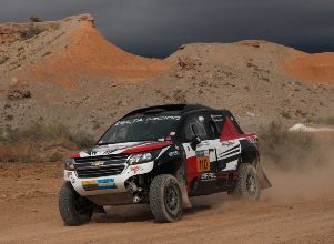 La primera etapa del SARR, en fotos - South American Rally Race