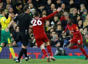 Liverpool, imparable - Liverpool Norwich City