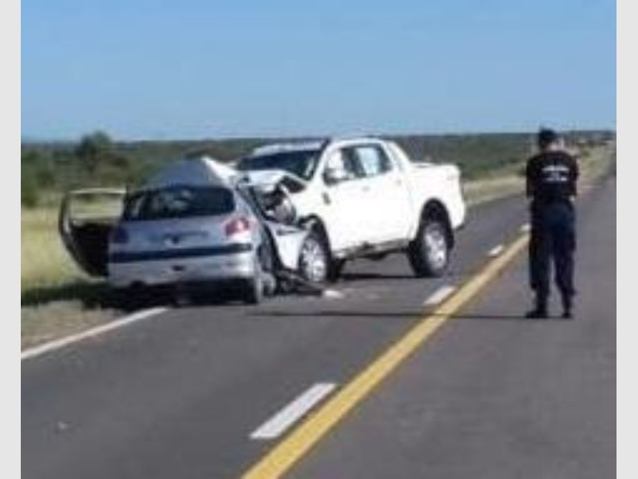 Accidente en San Luis: identificaron al sobreviviente sanjuanino y a los 3 fallecidos - san luis accidente