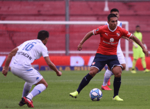De penal, Independiente se impuso ante Vélez en la Copa de la Superliga - Vélez Sarsfield Independiente Superliga