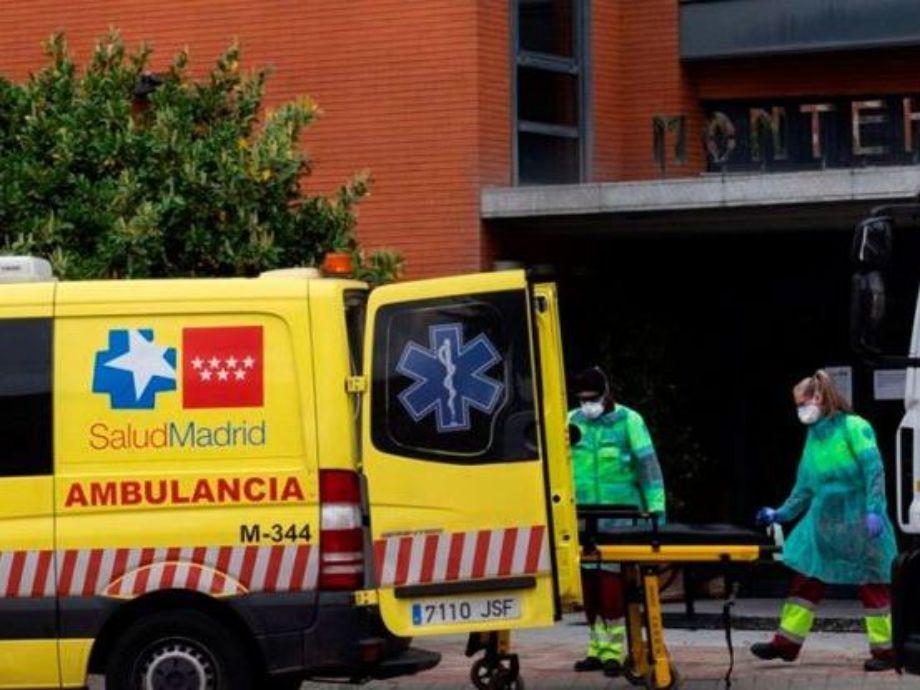 Murieron al menos 19 abuelos por coronavirus en un geriátrico - ALARMA MUNDIAL POR CORONAVIRUS España
