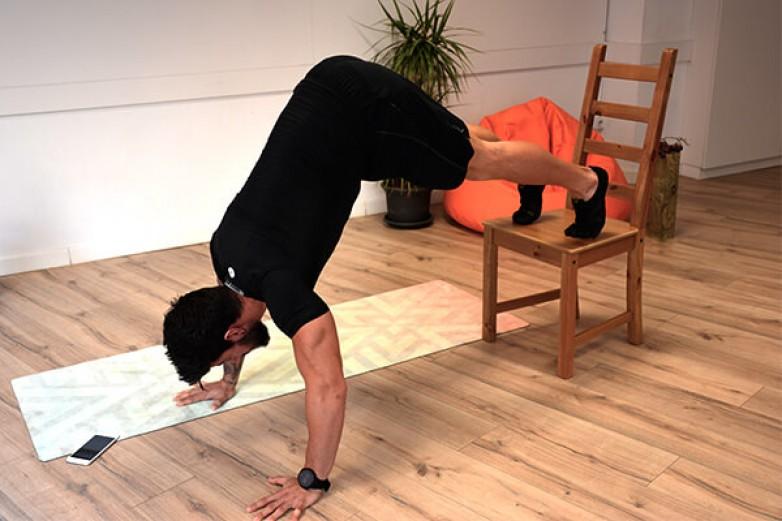 Desde Deportes brindan rutinas de ejercicios para hacer en casa |
