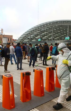 Se descubrieron nuevos infectados en la provincia de Buenos Aires, Ciudad Autónoma de Buenos Aires, Córdoba, Chaco, Tucumán y Misiones