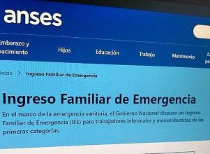 Ingreso Familiar de Emergencia de $10.000: las 3 razones por las que rechazaron solicitudes - anses IFE BONO DE $10.000 https://www.anses.gob.ar/ingreso-familiar-de-emergencia ingreso familiar de emergencia ALARMA MUNDIAL POR CORONAVIRUS