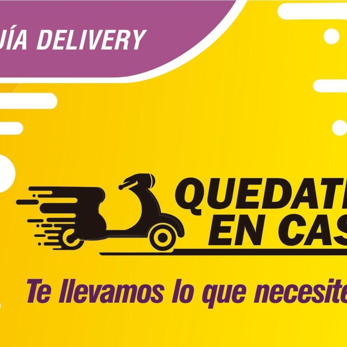 Guía de delivery de San Juan |