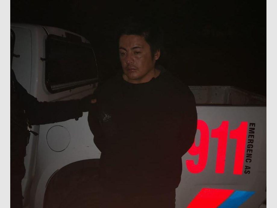 Atacó a su ex con un cuchillo, la hirió en todo el cuerpo y después volvió por más - Rawson Violencia de género en San Juan