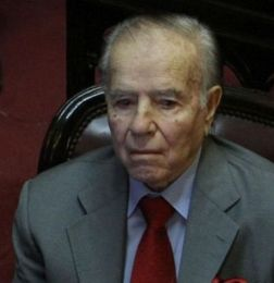 Menem sigue internado y su estado de salud