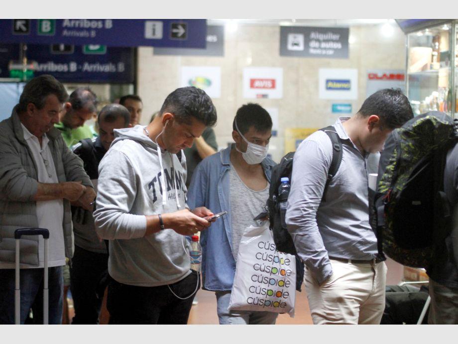 Afirman que no habrá vuelos de cabotaje al menos hasta el 12 de octubre - Vuelos de cabotaje Coronavirus en Argentina