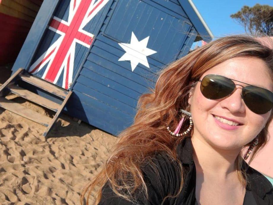 romina sanjuanina australia