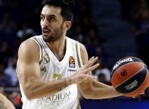 DESTINO. Facundo Campazzo iría a jugar a Denver Nuggets, franquicia que disputó con Los Angeles Lakers la final de la Conferencia Oeste. - BÁSQUETBOL NBA Facundo Campazzo Denver Nuggets