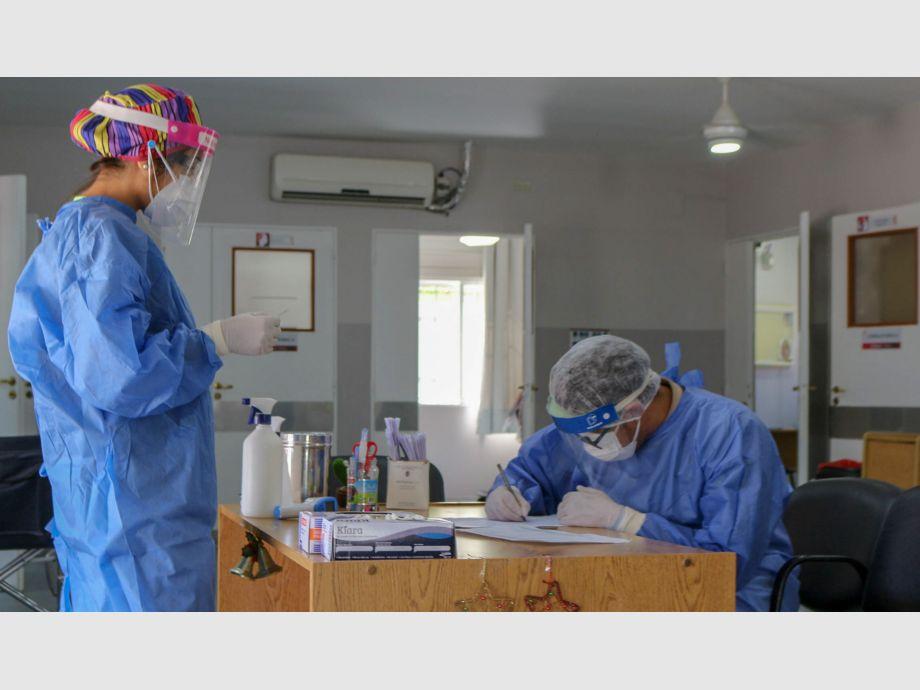 MÁS SERVICIOS. Salud implementó el consultorio de pacientes recuperados de Covid-19 para atender las secuelas que deja la enfermedad. - coronavirus en San Juan Covid-19 ESTADÍSTICAS ALARMA MUNDIAL POR CORONAVIRUS