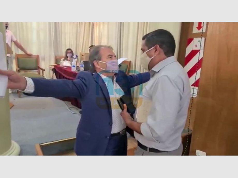 Durísimo ataque del titular del EPRE a un periodista de Diario de Cuyo -