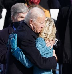 Inauguration of Joe Biden as the 46th President of the United States -