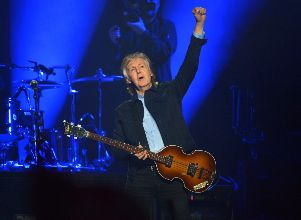 Paul McCartney Performs At The O2 Arena -