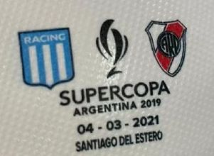 Supercopa Argentina: River vs Racing en VIVO y GRATIS -