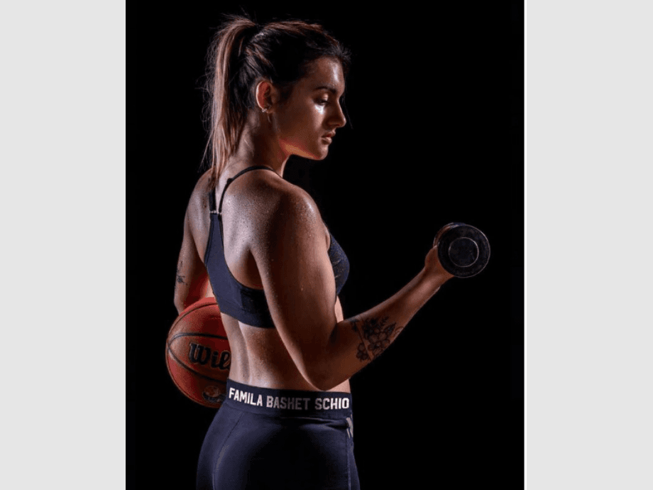 ¡El bien del Chagas! La jugadora de basquet argentina que exportó sus curvas a la NBA - florencia Chagas básquet NBA instagram brandsafety