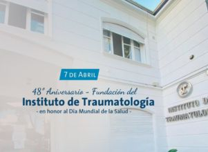 48 años de Instituto de Traumatolgía -