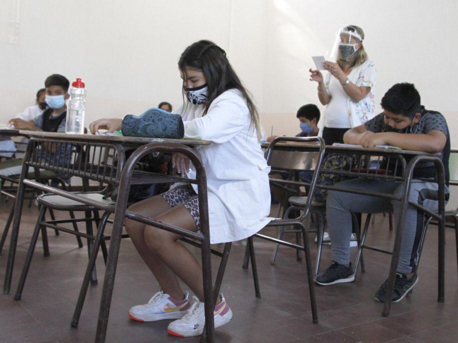 Covid en las escuelas sanjuaninas: 0,22% de casos en alumnos y 3,35% en docentes - Casos de coronavirus en escuelas de San Juan Coronavirus en San Juan Ministerio de Educación de San Juan Vuelta a clases en tiempos de pandemia