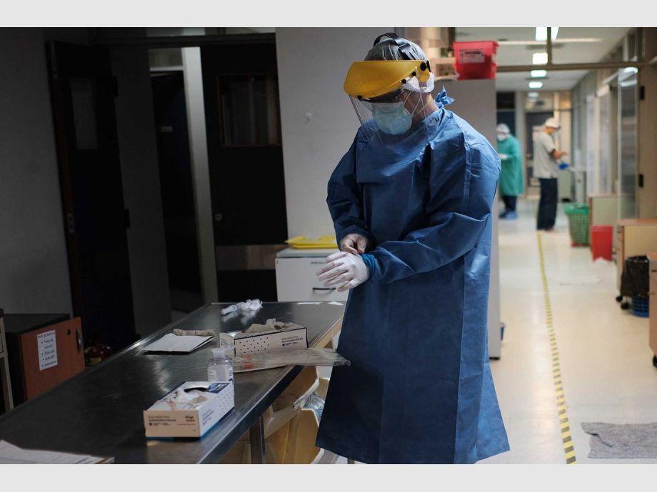 Baja considerable en Argentina: reportaron 268 muertes y 13.043 contagios de coronavirus - Coronavirus en Argentina