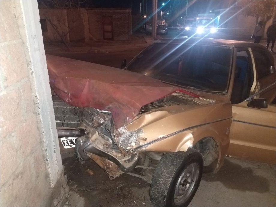 Uno de los autos del choque en el que murió un niño circulaba en contramano -