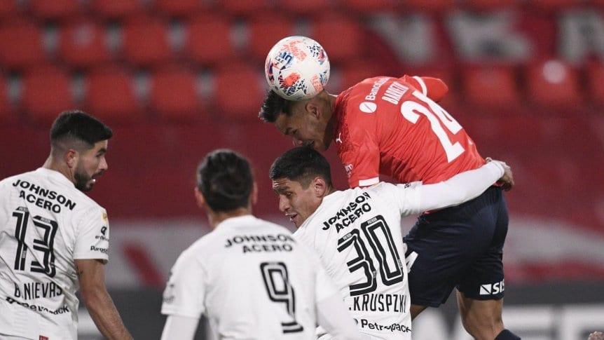 Independiente vence a Patronato en Avellaneda  