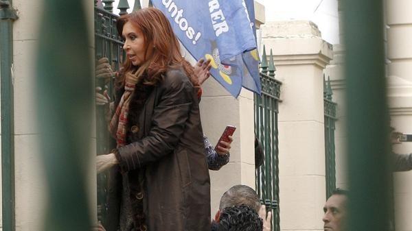 Cristina Kirchner analizó la muerte de Carlos Menem Junior