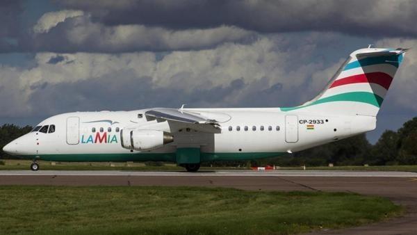 Bolivia sospecha de anormalidades sobre avión accidentado en Colombia