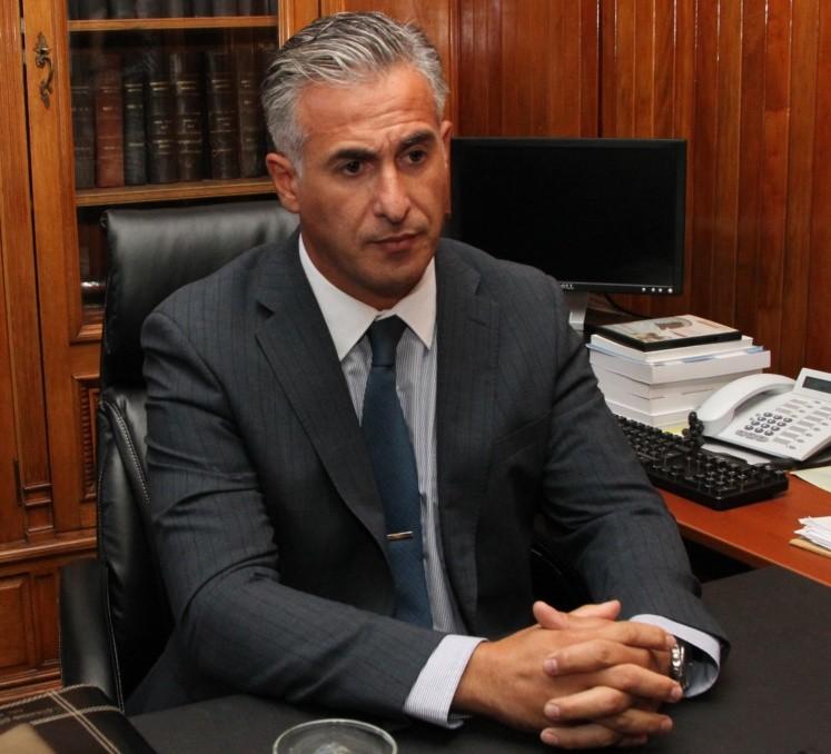 EL JUEZ Pablo Oritja ordenó una serie de pruebas para poder esclarecer el llamativo robo que sufrió el jubilado Augusto Montaño.