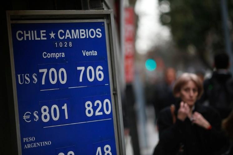 Para ir a chile pesos argentinos chilenos o d lares for Chimentos de hoy en argentina