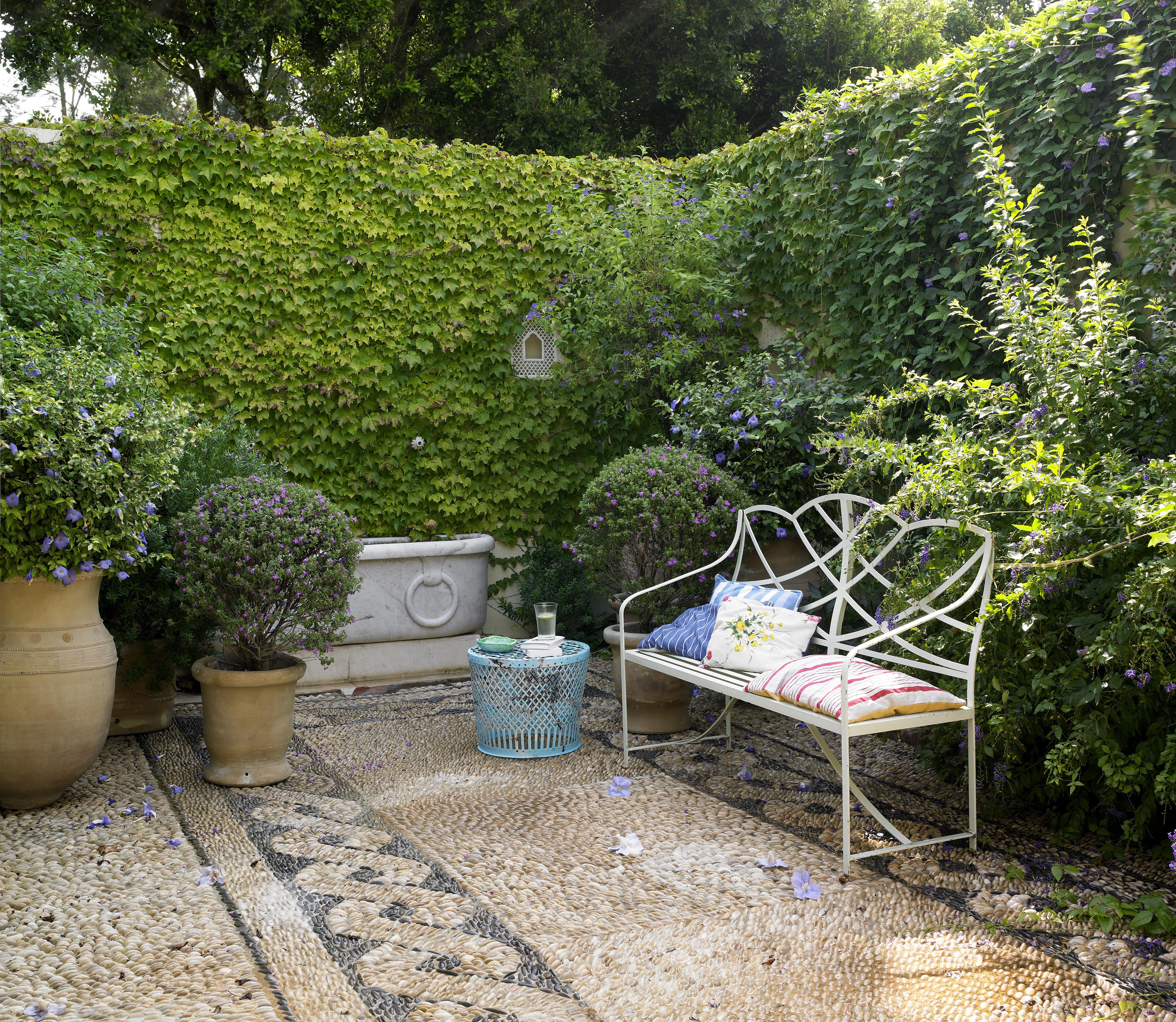 15 Jardines Encantadoramente Pequeños Para Inspirarte