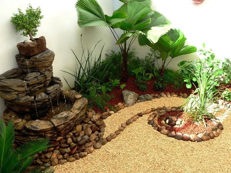 15 jardines encantadoramente pequeños para inspirarte | Diario de ...