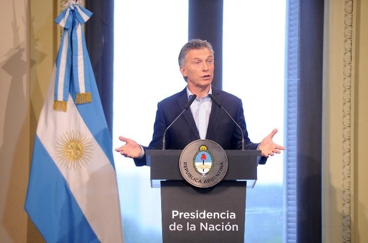 Definiciones. 'Creo que negarse a discutir qué soluciones puede haber para empezar a resolver este problema, sería un enorme error', advirtió Macri. Dijo que Argentina se transformó en un país 'atractivo para el crimen'.