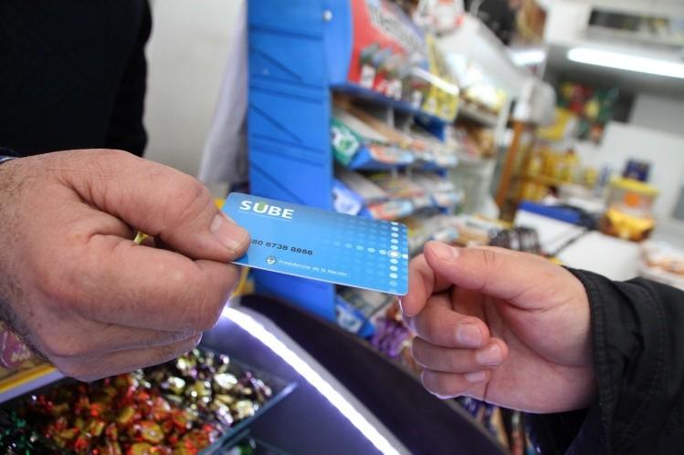 Resultado de imagen para micros de san juan con tarjeta sube