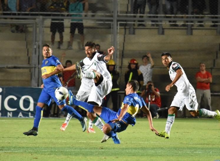 Boca jugará en San Juan con público visitante