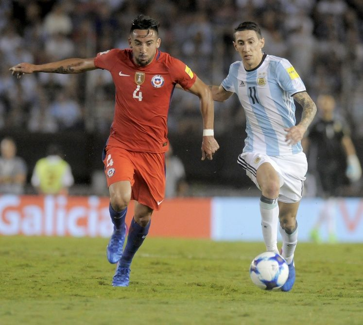 Bauza sigue sosteniendo que ante Chile se jugó