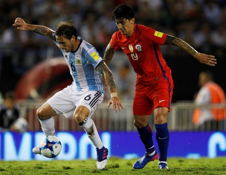 Bauza empieza a delinear el equipo para jugar ante Bolivia