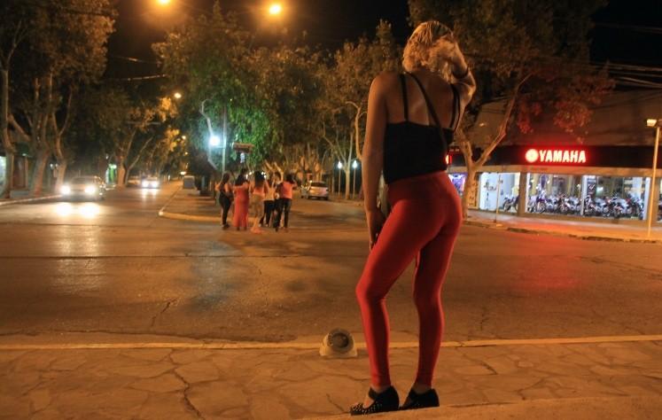 prostitutas callejeras leon derechos de las prostitutas