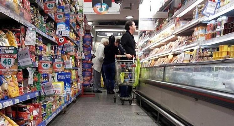 La inflación no frena y en marzo fue del 2,4%