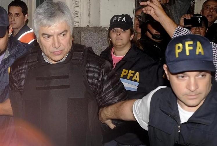 Casanello indagará a Báez ya sus hijos, tras recibir información de Suiza