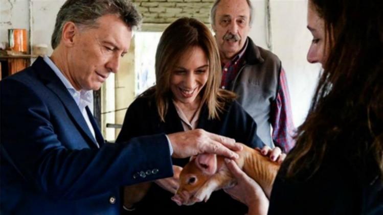 Macri y Carrió ya dieron el primer paso de la campaña
