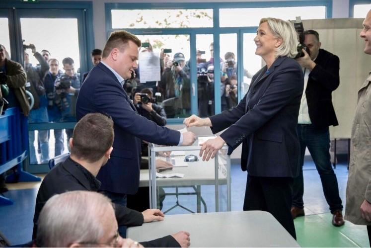 Elecciones presidenciales en Francia, domingo 23 de abril de 2017
