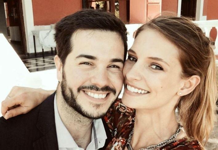 Así anunció Nicolás Magaldi que será papá
