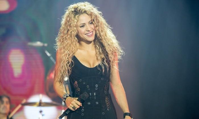 Britney Spears le hace el feo a Shakira